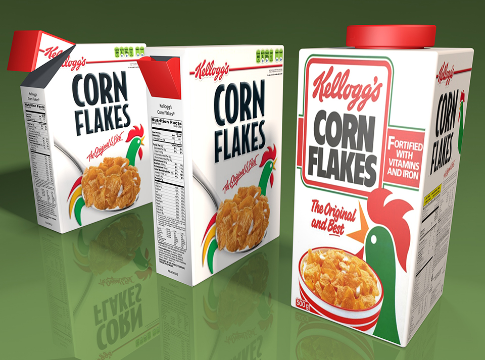 Cereal packaging redesign the creative works of eric jussaume the stakeholders by saving them money because they will have to buy less cereal due it staying fresh longer and it wont waste as much resource as well ccuart Images