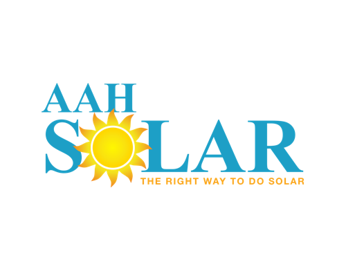 AAH Solar Logo Redesign