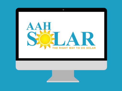 AAH Solar Website Redesign